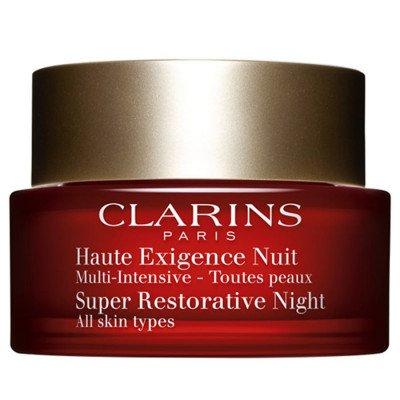 Clarins Clarins Super Restorative Night - All Skin Types Nachtverzorging 50 ml