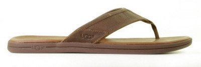 UGG UGG Seaside Bruin Herenslippers
