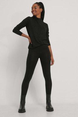 NA-KD Basic NA-KD Basic Legging - Black