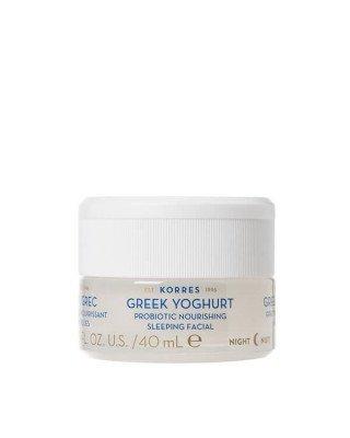Korres Korres - Greek Yoghurt Comforting Probiotic Nourishing Sleeping Facial - 40 ml