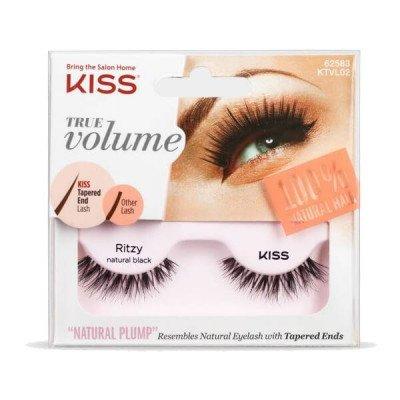 Kiss Kiss True Volume Lashes Ritzy