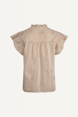 Ambika Ambika Shirt / Top Beige K0200