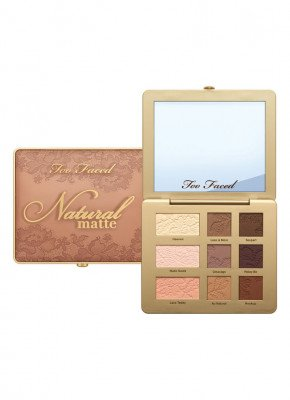 Too Faced Too Faced Natural Matte Eye Shadow Palette - oogschaduw palette