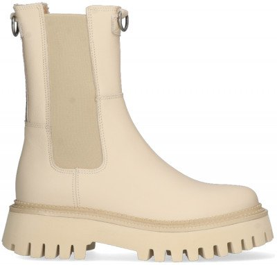 Bronx Beige Bronx Chelsea Boots Groov-y 47268