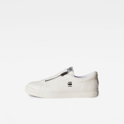 G-Star RAW Cadet ZIP Sneakers - Wit - Dames