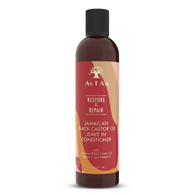 As I Am As I Am Jamaican Black Castor Oil Leave In Conditioner