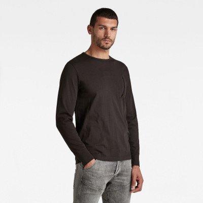 G-Star RAW Zak T-Shirt - Zwart - Heren