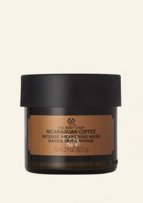 Nicaraguan Coffee Intense Awakening Mask 15 ML