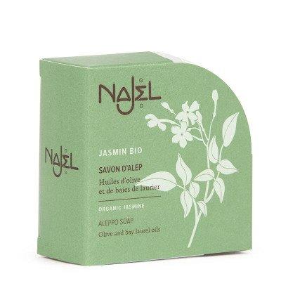 Najel Biologische Aleppo Zeep met Jasmijn - 100 gram Najel