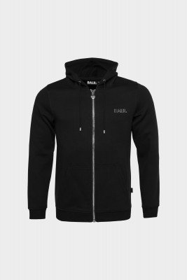 Q-Series Straight Zipped Hoodie Men