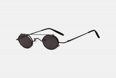 Blank-Sunglasses NL JUNE. - Black with black