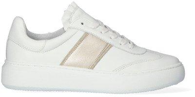 Tango Witte Tango Lage Sneakers Ingeborg