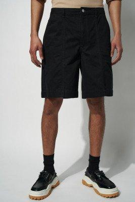 nu-in Bermuda Denim Shorts