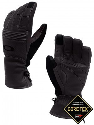 Oakley Oakley Silverado Gore-Tex Gloves zwart