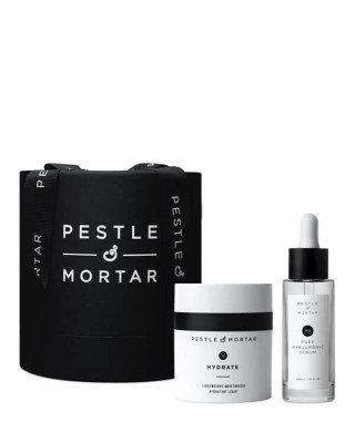 Pestle en Mortar Pestle & Mortar - The Hydrating Duo Gift Set - 30 ml + 50 ml