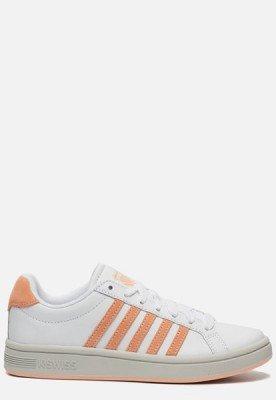 K-SWISS K-Swiss Court Tiebreak sneakers wit