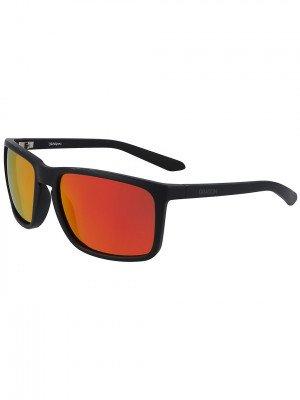 Dragon Dragon Melee XL Matte Black Sunglasses zwart
