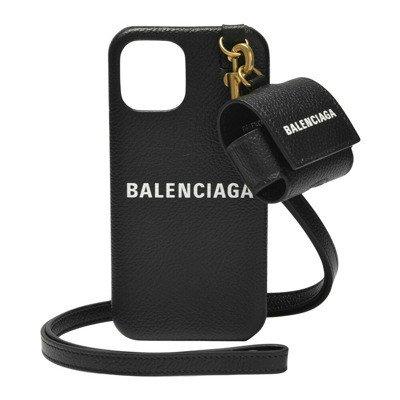 Balenciaga iPhone and AirPods Case