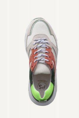 Poelman Poelman Sneaker Wit LP MINIO-01 POE
