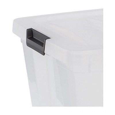 Iris Iris clearbox - 30 liter - transparant