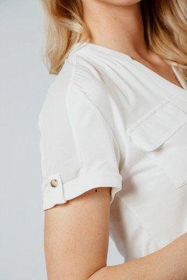 Tramontana Tramontana Shirt / Top Ecru C27-98-401