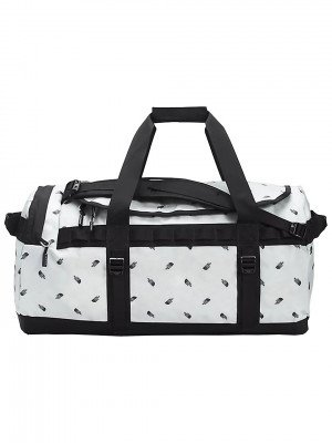 The North Face THE NORTH FACE Base Camp Duffel M Travel Bag zwart