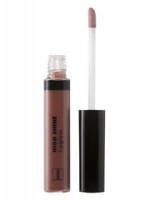 HEMA High Shine Lipgloss (bruin)