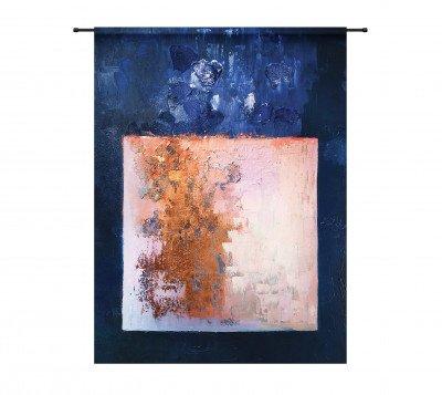 Urban Cotton Urban Cotton Wandkleed 'Abstract in D-Minor', 190 x 145cm