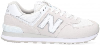 New Balance Witte New Balance Lage Sneakers Ml574